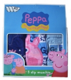 3ks slipy Peppa Pig George 116-128cm / 6-8 let