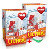 Dedra Aquatix Ultra tabs 80 tabs  tablety do myčky