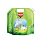 Dedra Aquatix allinclusive gel do myčky 2400 ml  greenpack
