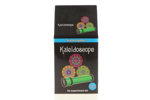 Mini fyzická sada - výroba kaleidoskopu