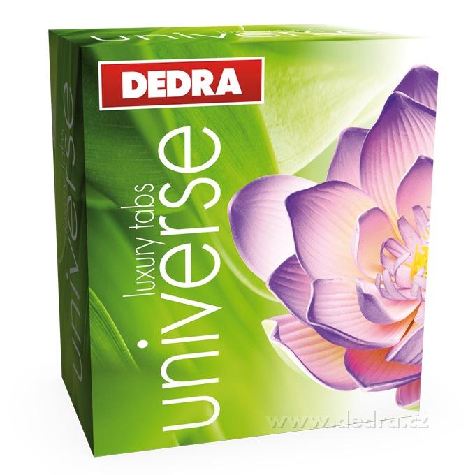 DEDRA UNIVERSE prací tablety 25 tab