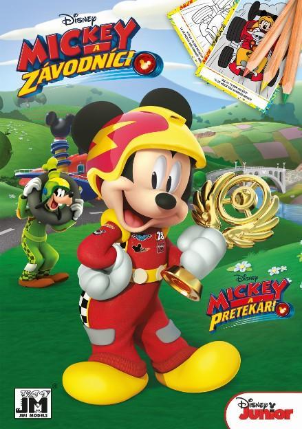 Omalovánky A5lux Mickey Mouse