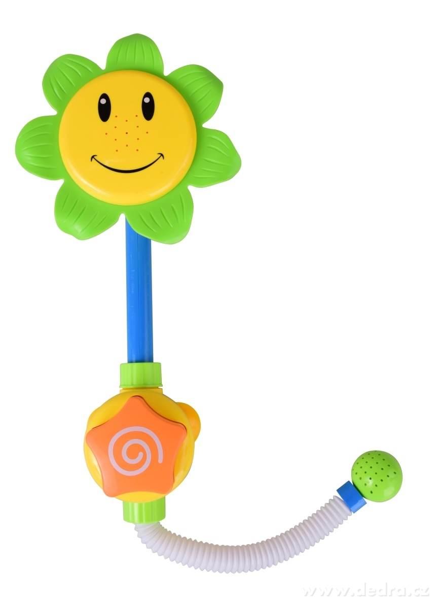 Dedra Sprcha Slunečnice s ručním ponorným čerpadlem žluto-zelená