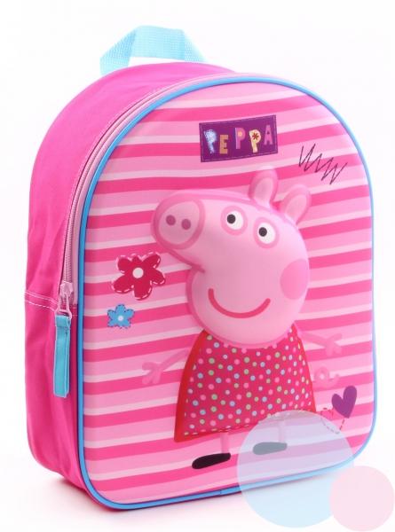 Vadobag 3D Batoh Peppa Pig, Prasátko Pepina
