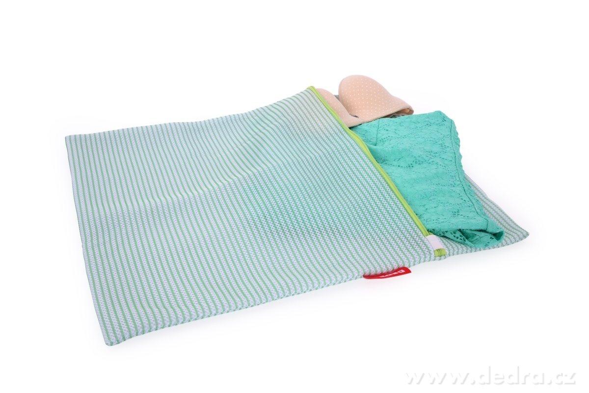 Dedra XXL sáček na praní jemného prádla na zip 47 x 60 cm.