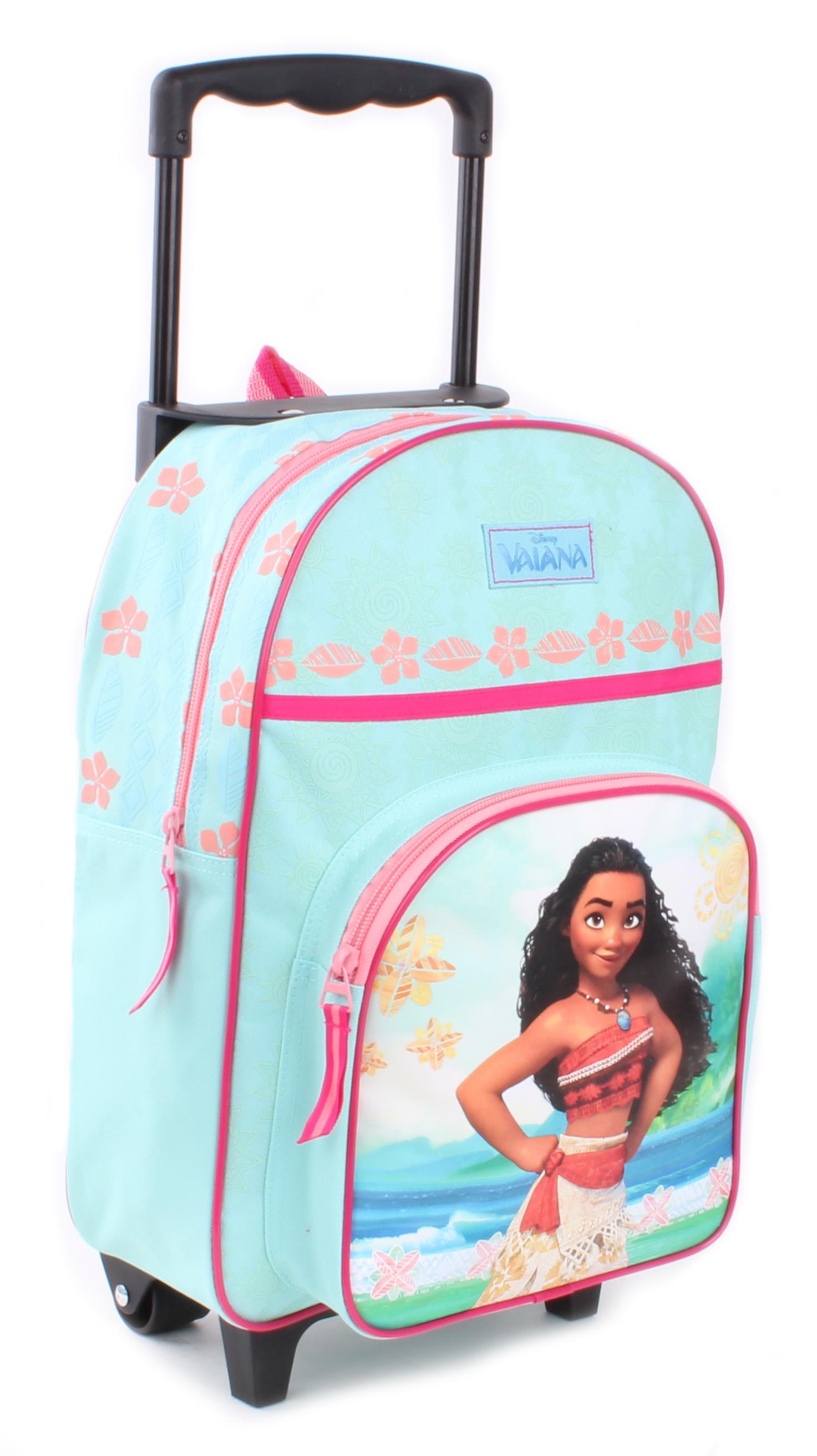 Vadobag Cestovní batoh na kolečkách Odvážná Vaiana