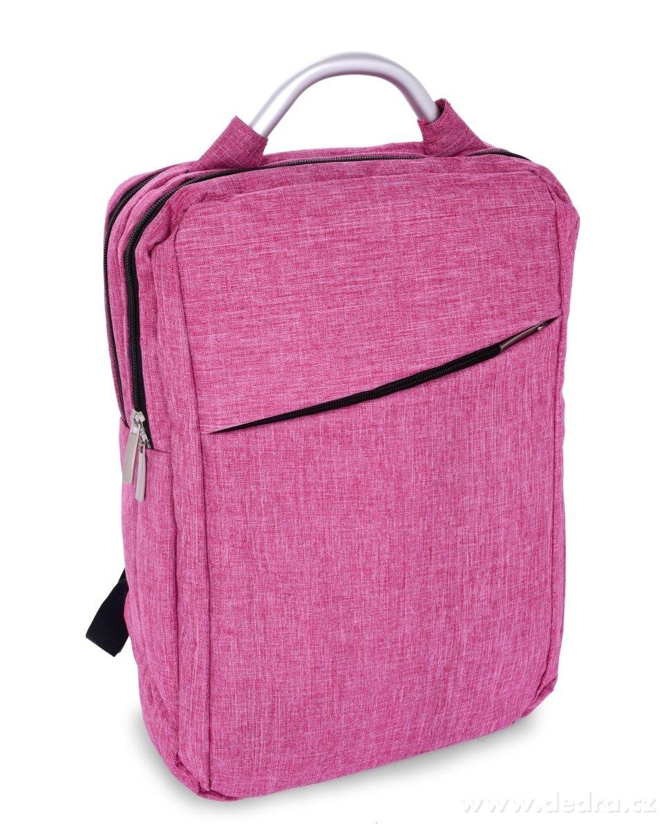 Dedra Business bag stylový batoh strawberry