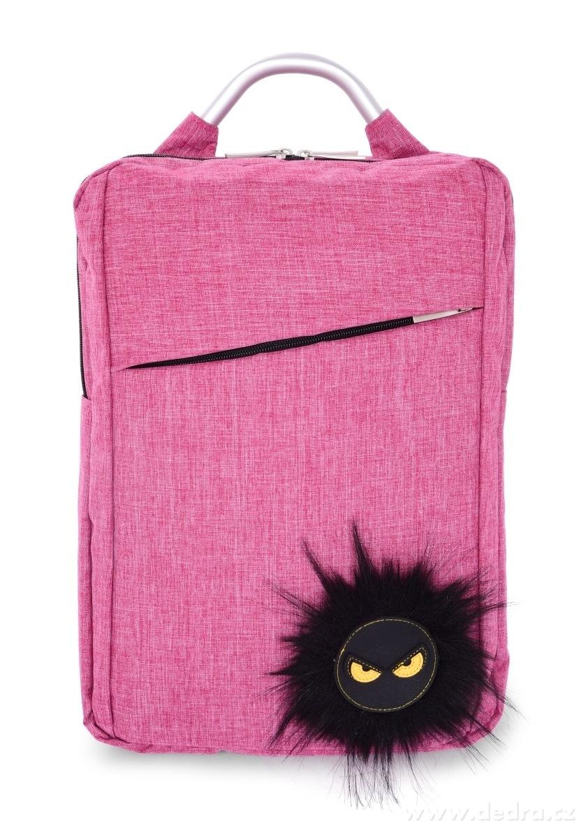 Dedra Business bag stylový batoh strawberry Rebelito®