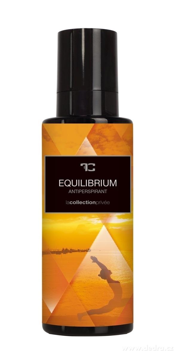 Dedra Antiperspirant spray equilibrium, na bázi kamence 200 ml