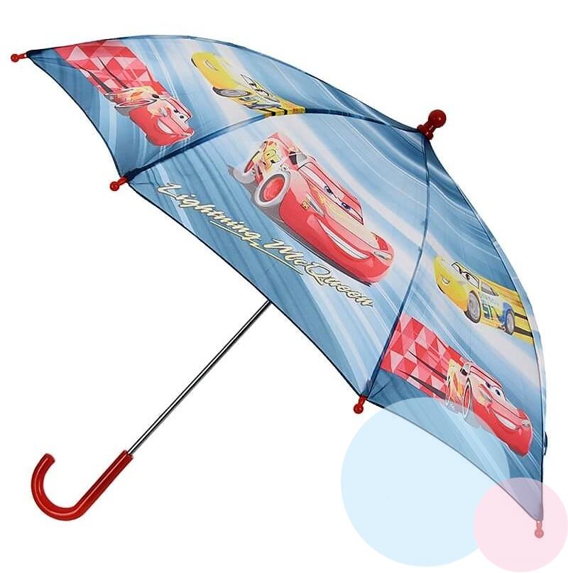 Dětský deštník Auta, Cars
