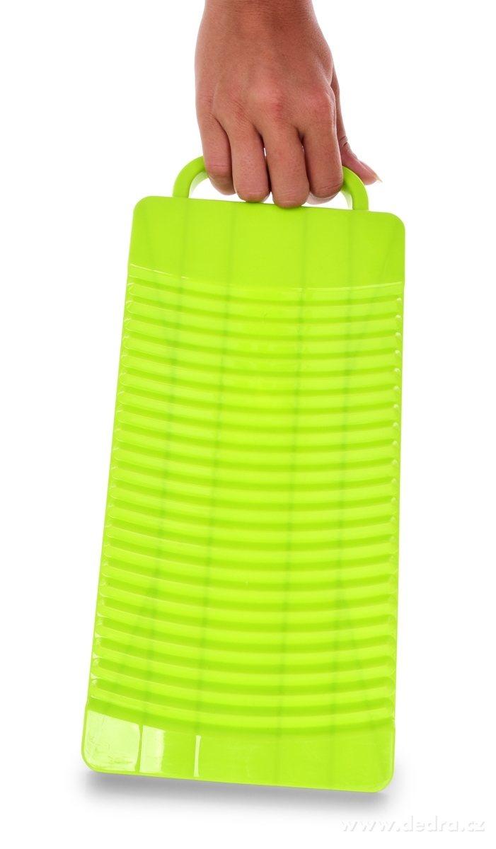 Dedra Valcha na praní zelená 14,5 cm x 33 cm 1 ks