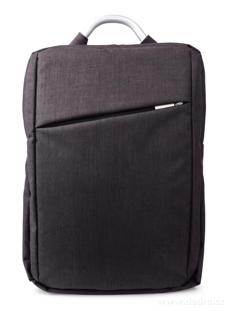 Dedra Business bag stylový batoh black