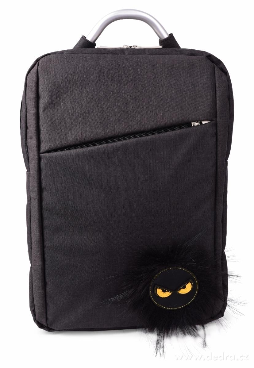 Dedra Business bag stylový batoh black Rebelito®