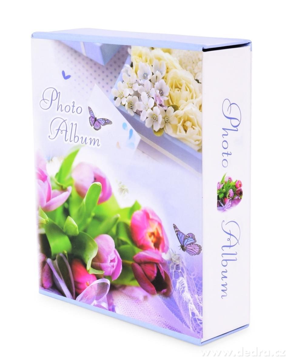 Dedra Fotoalbum Romantic 20 listů tulipány