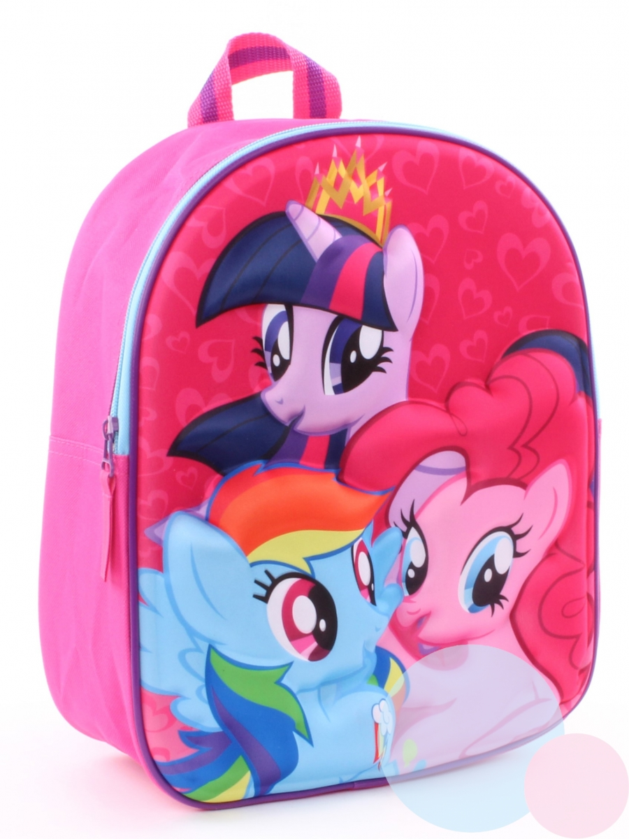 Vadobag 3D batoh My Little Pony