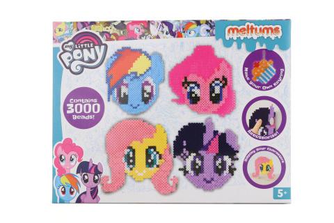 Zažehlovací korálky My Little Pony