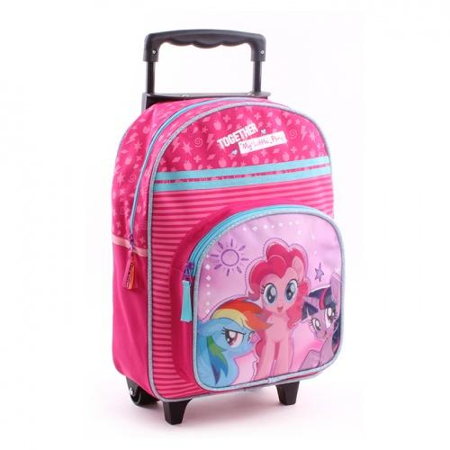 Vadobag Cestovní batoh na kolečkách My Little Pony