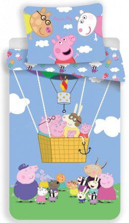 Bavlněné povlečení Peppa Pig, Prasátko Pepina balón
