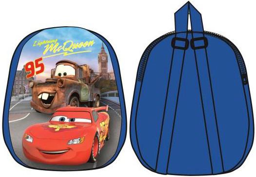 Hebký batoh Cars, Blesk McQueen a Burák