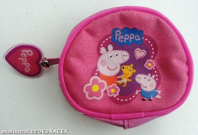 Eone Peněženka Peppa Pig, Prasátko Pepa