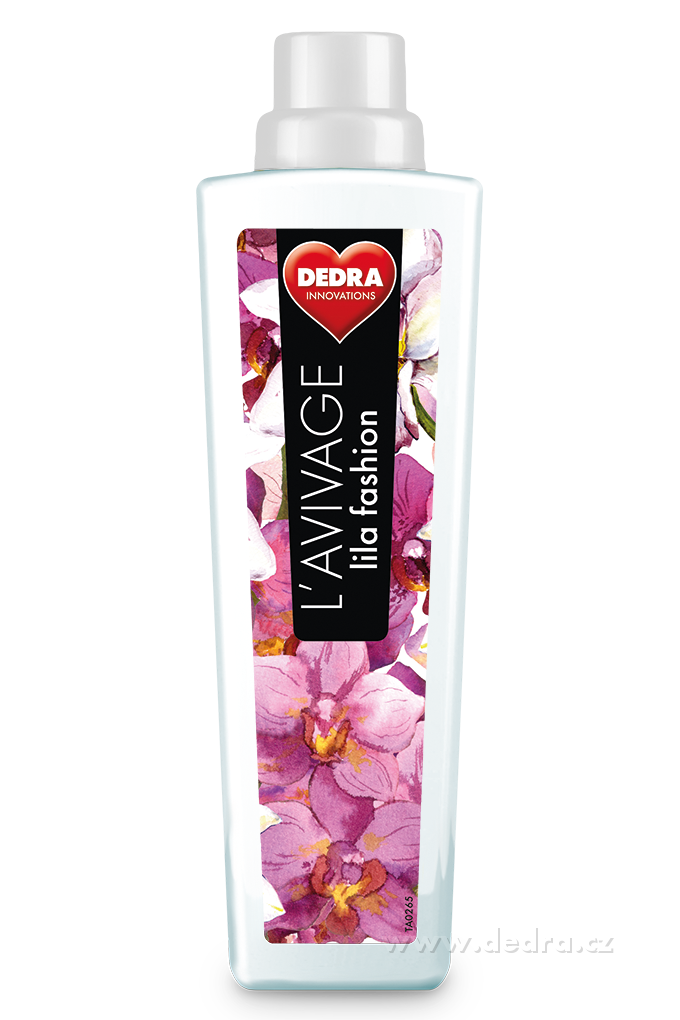 Dedra aviváž lila fashion 750 ml