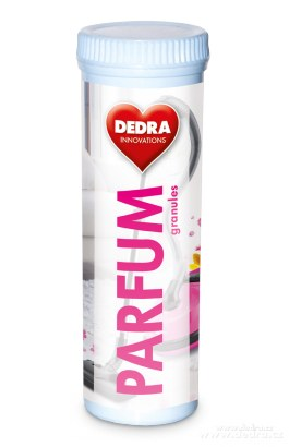 Dedra Parfum granules Parfém do vysavače - damascénské koření 35 ml