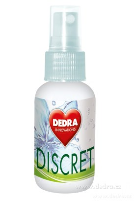 Toilet discret spray na wc sedátka 50 ml Dedra