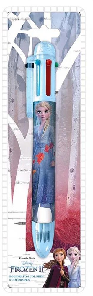 6ti barevná propiska Ledové království 2, Frozen 2