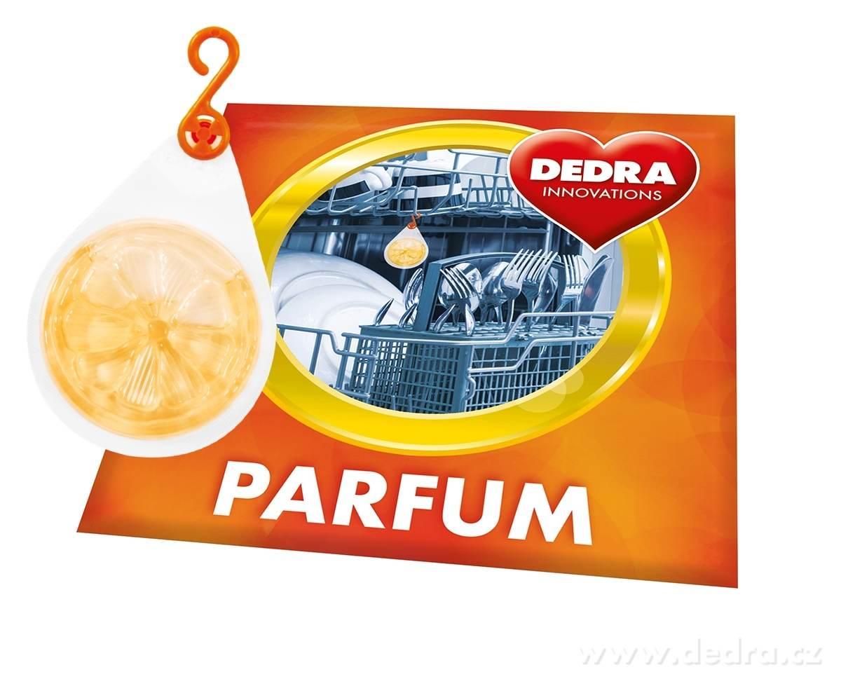 Dedra Parfém do myčky 1 ks na 50 mycích cyklů