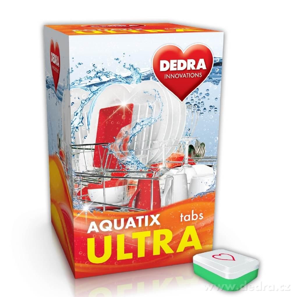 Ultra tabs tablety do myčky Dedra