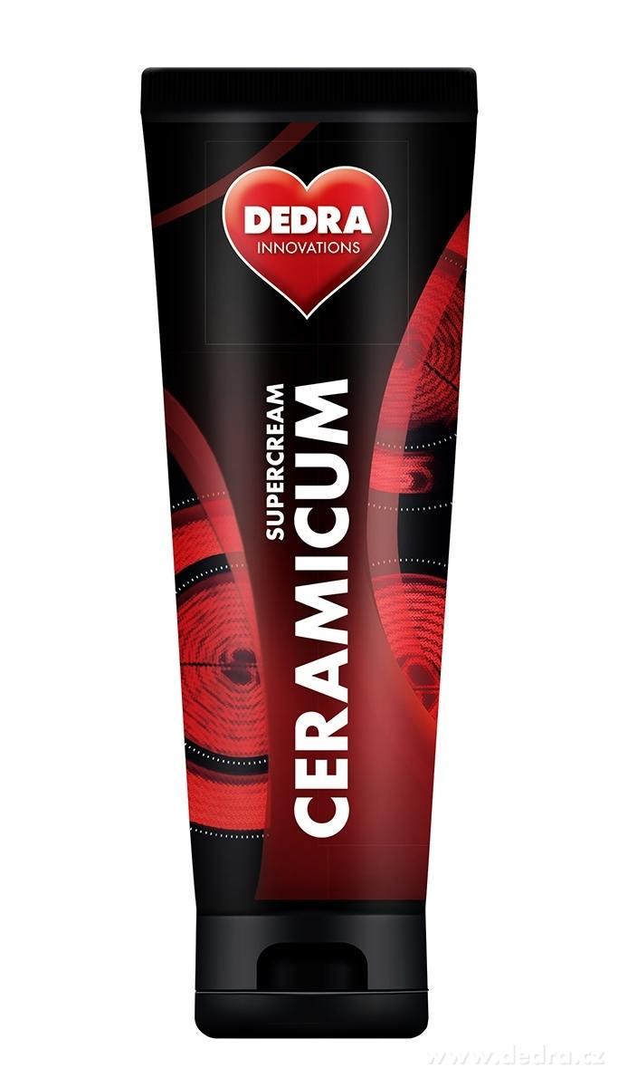 Dedra Ceramicum supercream na sklokeramické desky 200 ml