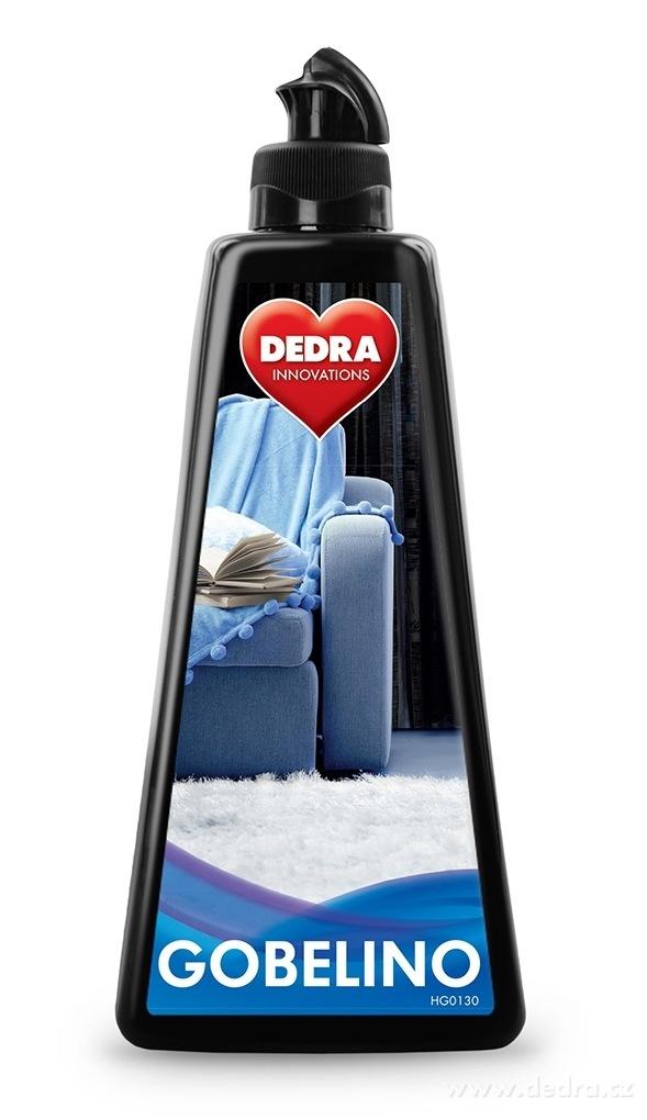 Dedra Gobelino Šampon na ruční čištění koberců a čalounění 500 ml