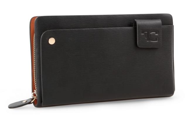 DEDRA 2v1 luxusní pánská peněženka/pouzdro na doklady