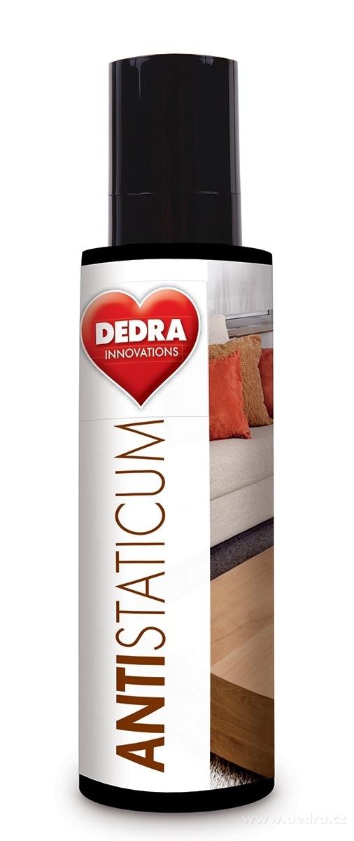 Antistaticum 2in1 200 ml proti prachu Dedra