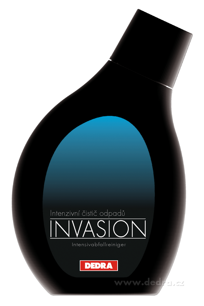 Dedra Invasion na odpady 500ml