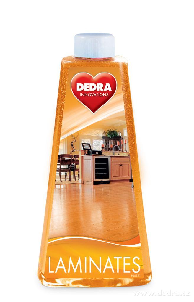 Dedra Laminates 2in1 500 ml na plovoucí podlahy