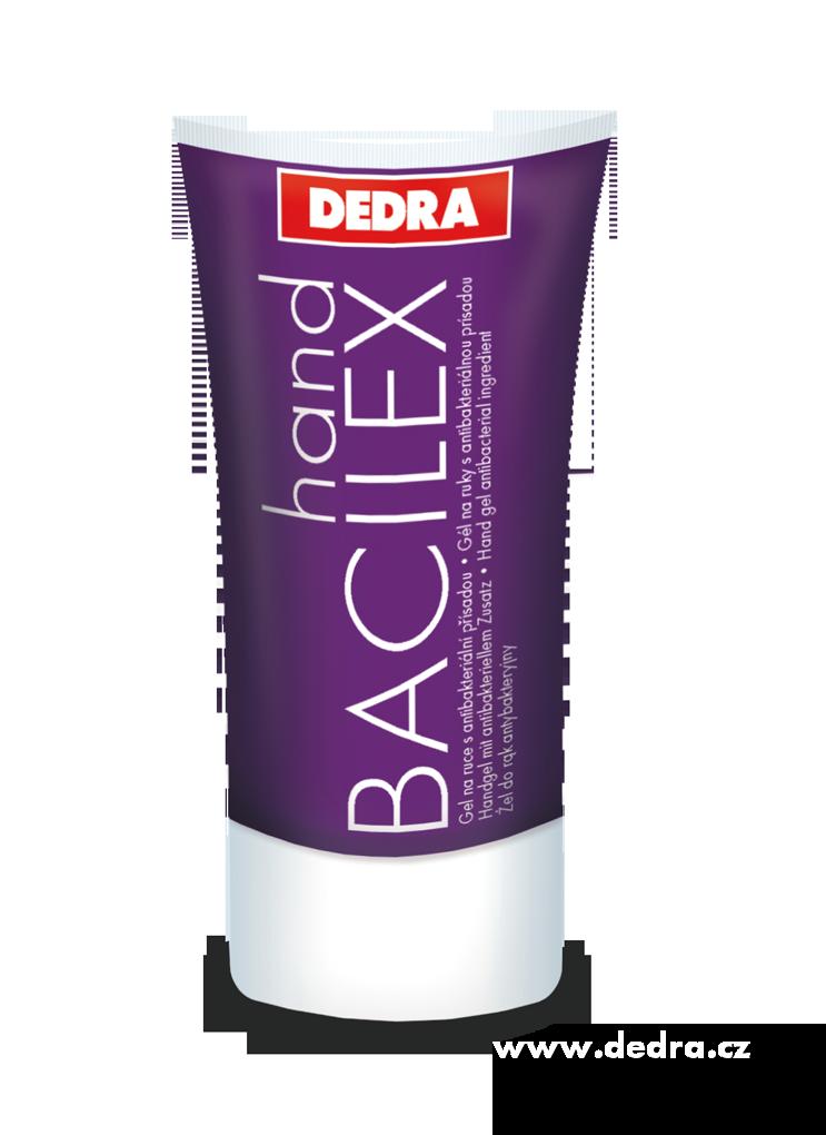DEDRA miniBACILEX gel s antibakter. přísadou, 50 ml