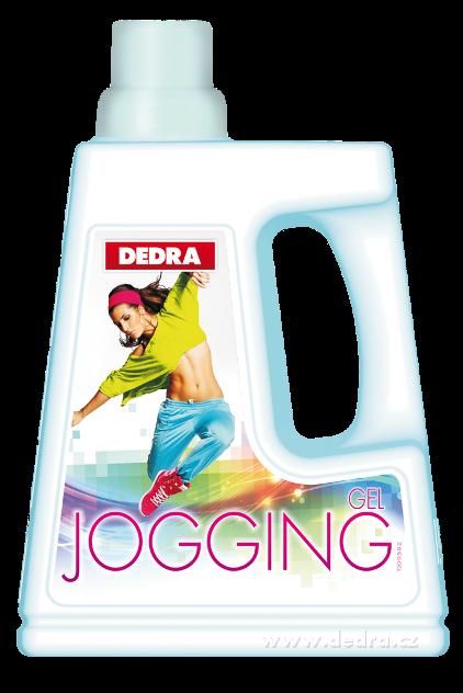 Dedra JOGGING gel 2in1 Prací gel na praní sportovního oblečení 1500 ml