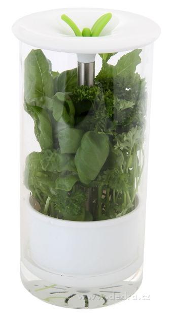 FRESH HERB skleník na čerstvé bylinky do ledničky