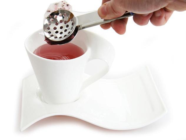 Ždímačka na čajový sáček