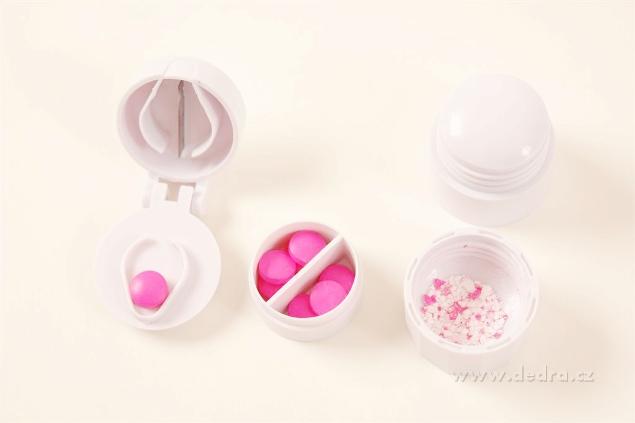 Dedra Drtič a půlič léků