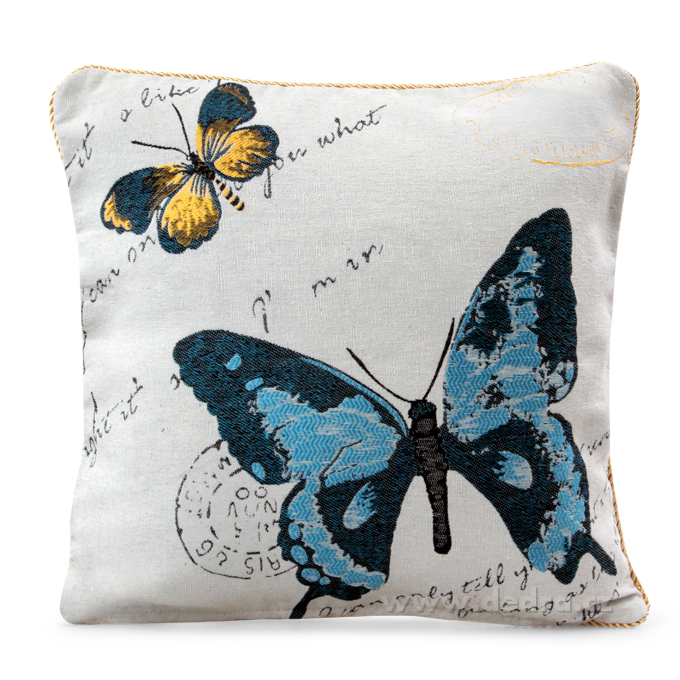 Gobelino potah na polštář butterfly více barev Dedra