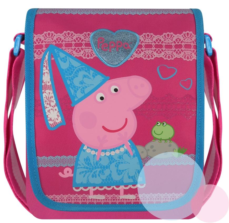 Kabelka, taška Peppa Pig, prasátko Pepina