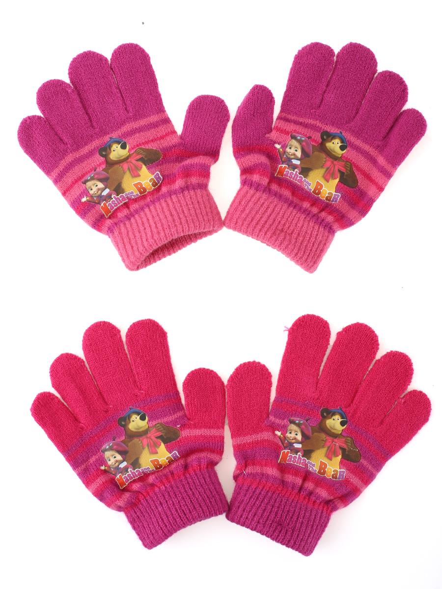 Setino dětské rukavice Máša a Medvěd