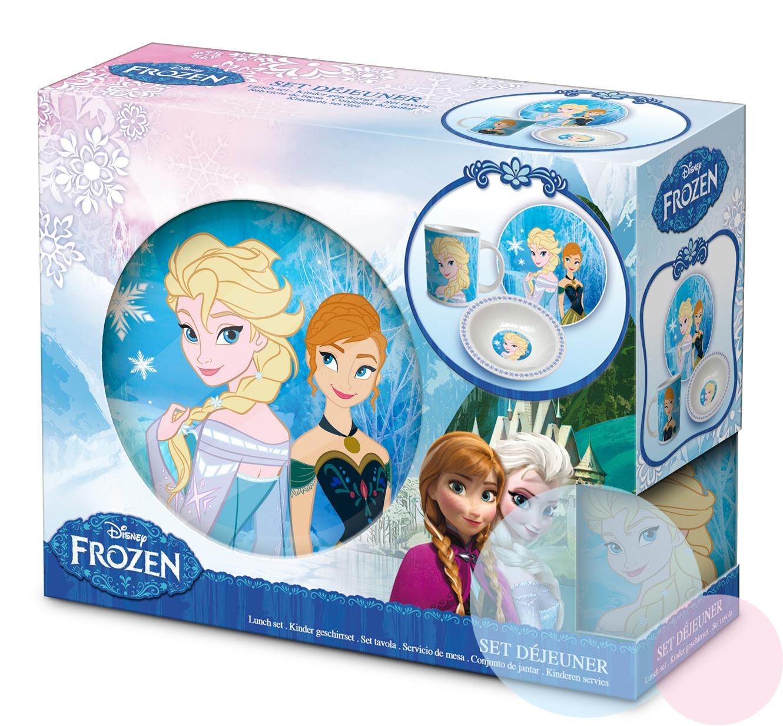 Eli Keramická jídelní sada Ledové království, Frozen Disney