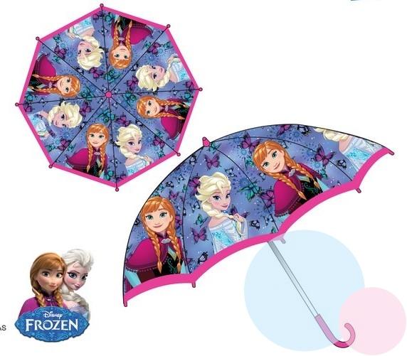 Dětský deštník Ledové království, Frozen Sun City