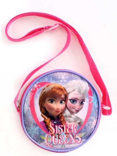 Fotografie Setino Kulatá kabelka Ledové království, Frozen