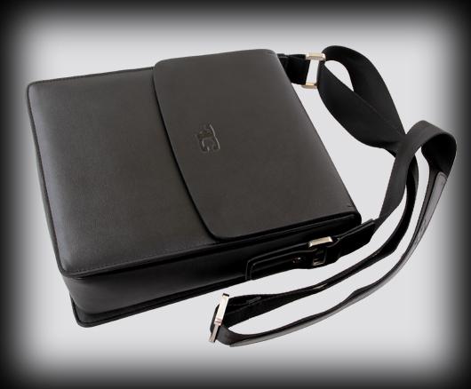 Pánská taška midnight black