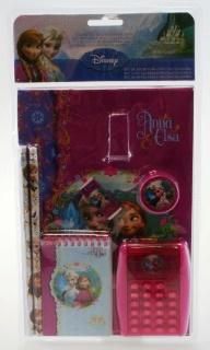 Frajodis Psací sada s kalkulačkou Ledové království, Disney Frozen