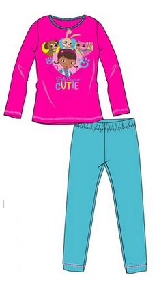 Sun City Pyžamo Doc Mc Stuffins, Doktorka plyšáková růžové